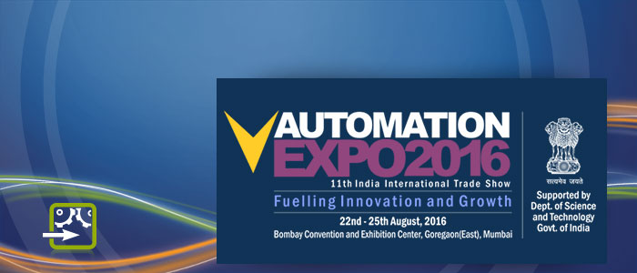 JUMO at the<br>AUTOMATION EXPO 2016