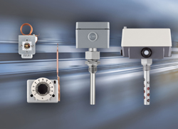 On the Right Track with JUMO Thermostats, Certified quality for a wide variety of tasks