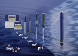 New Digital Sensors for Acquiring Water Disinfection Measurands, JUMO digiLine network continues to grow