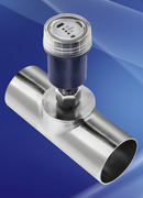 In the Flow with JUMO PINOS L01, New fittings and nominal widths for flow sensors