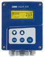 JUMO AQUIS 500 Ci - Transmitter/Controller for Inductive Conductivity, Concentration, and Temperature (202566)