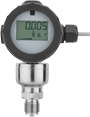 JUMO dTRANS p20 - Process Pressure Transmitter with Display (403025)
